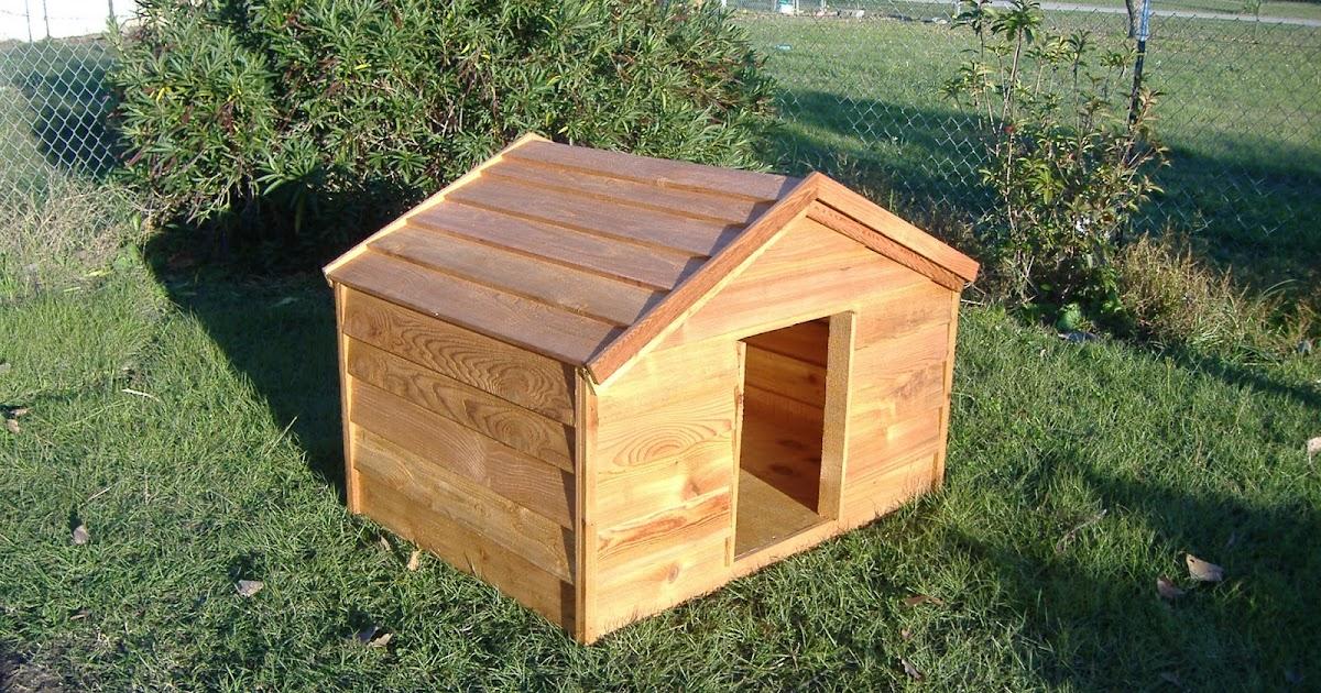 Insulated Heated Dog House