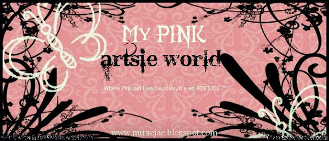 my PINK aRTsie World