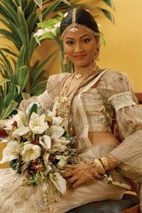 sri lankan kandyan brides
