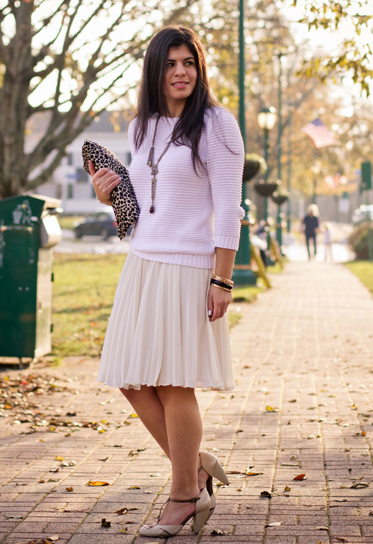 Fabulous Dressed Blogger Woman Lydia From USA