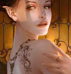 Angel Tattoos Designs