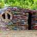 10 Casas feitas com livros...