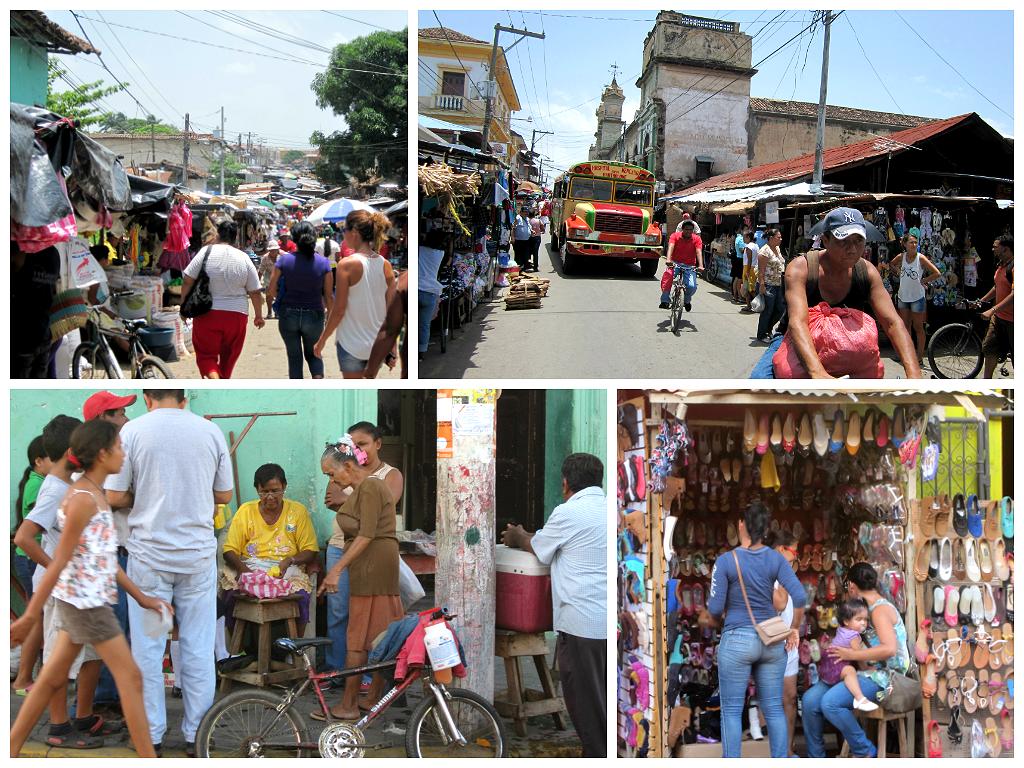 Mercado municipal de Granada (Nicaragua)