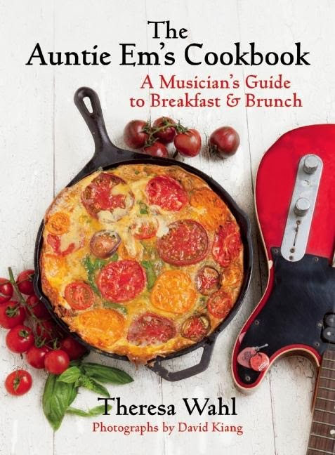 The Auntie Em's Cookbook cover