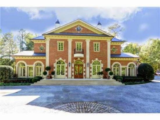 Homes Mansions Large Mansion For Sale In Atlanta GA For 5 749 000