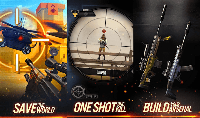 Sniper X With Jason Statham v0.8.2 Mod Apk (Unlimited Money) 1