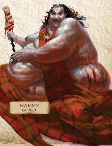 Mammy Graul