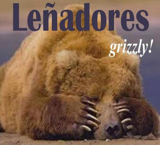 Leñadores Grizzly!
