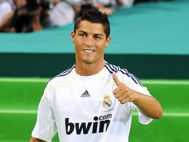 Cristiano Ronaldo Wallpaper 2012