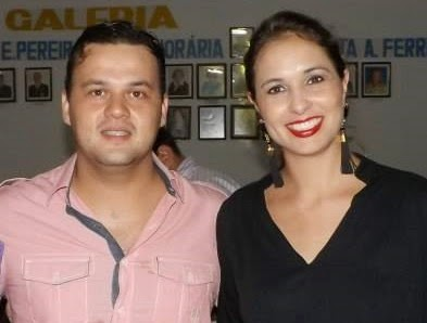 Casal Presidente Rotary Club de Morrinhos 2012/2013