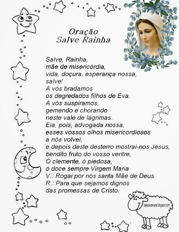 SALVÉ RAINHA