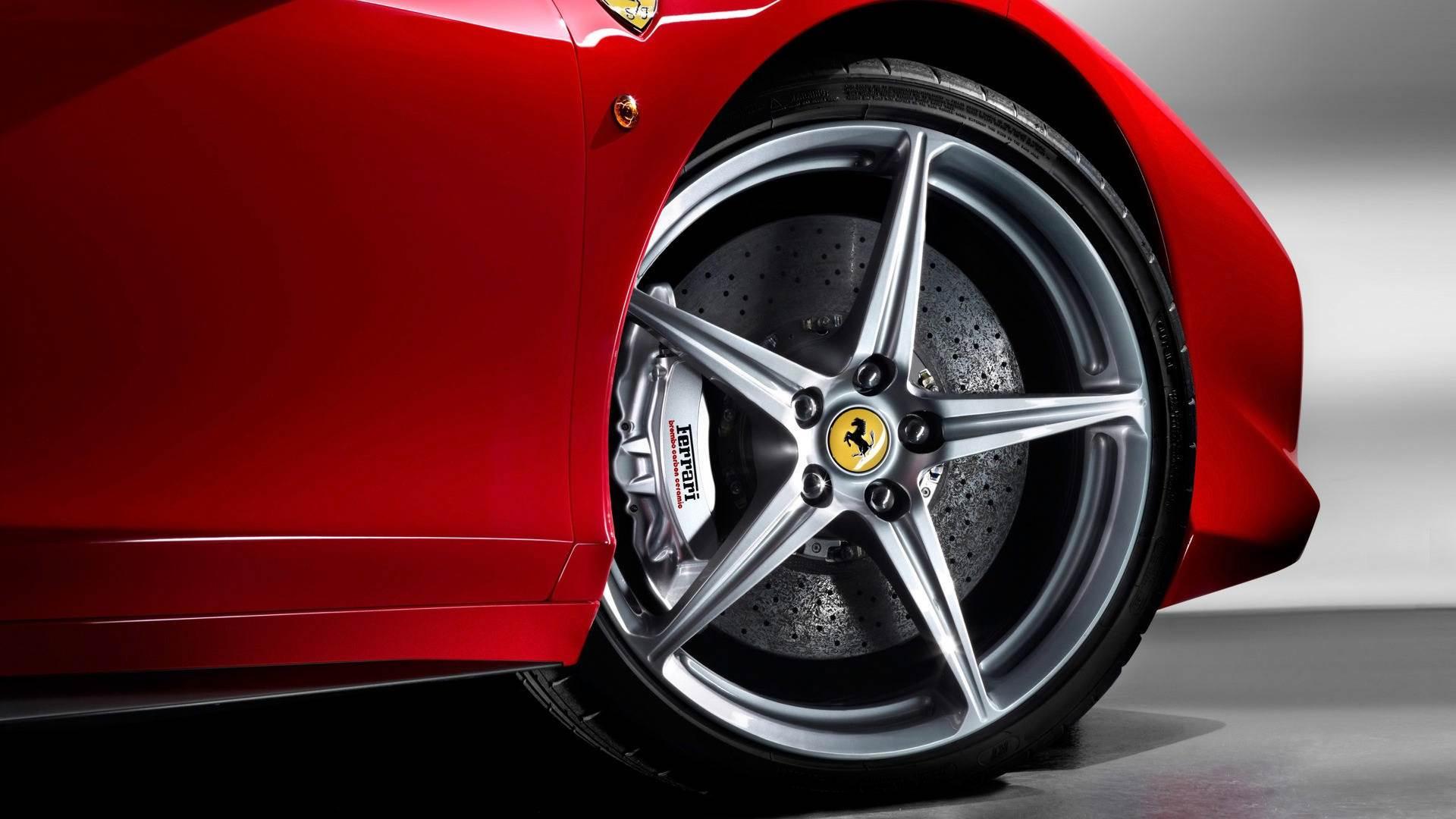 Ferrari Car Hd Wallpaper 5