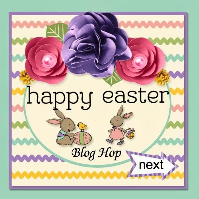 http://handmadecardsbyrachelle.blogspot.com/2014/04/easter-blog-hop.html