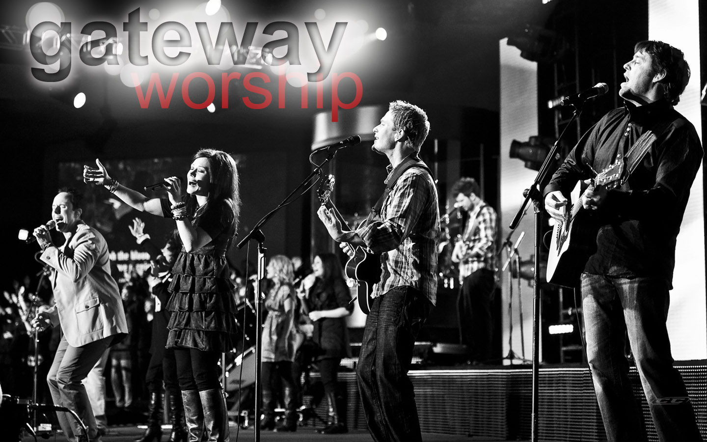 Gateway Worship - first 10 years 2013 Biography and history
