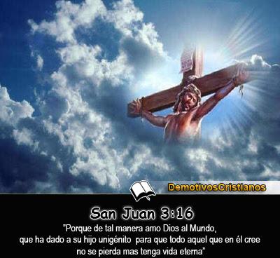 San Juan 3:16