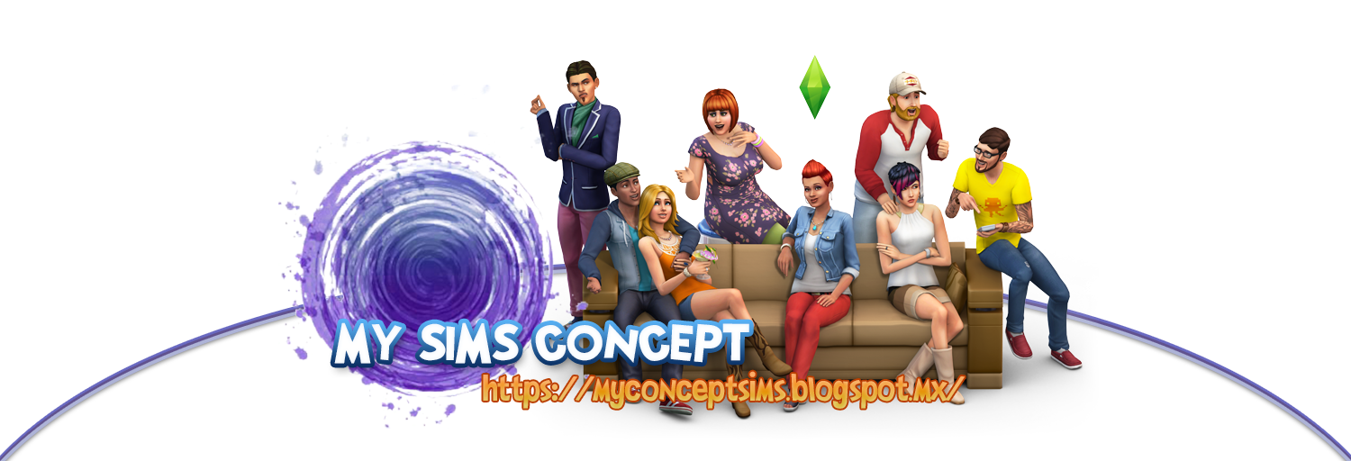 my sims concept