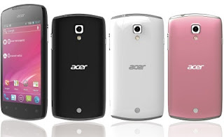 Acer Liquid Glow ICS smartphone announced, on the way to MWC