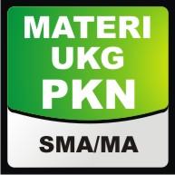 Materi Uji Kompetensi Guru PKN SMA dan MA