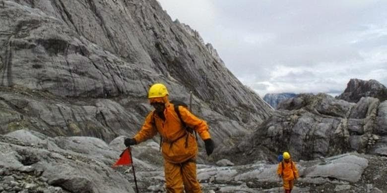 Carstensz Pyramid di Papua, Salah Satu Gunung Termahal Dunia