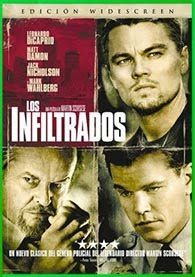 The Departed (Infiltrados) (2006) | DVDRip Latino HD Mega
