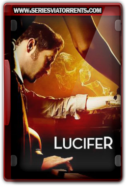 Lucifer 1ª Temporada Torrent - (2016) HDTV Legendado