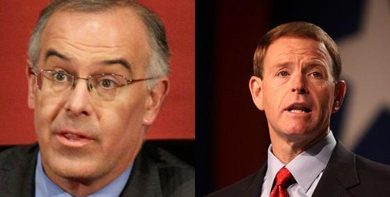 David Brooks and Tony Perkins