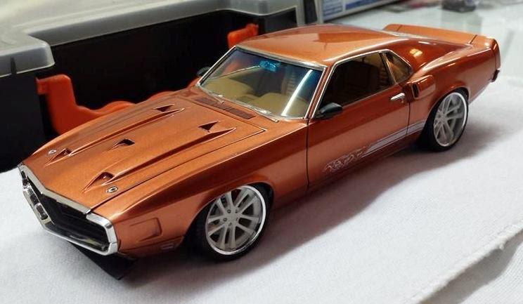 Mustang GT500 '69