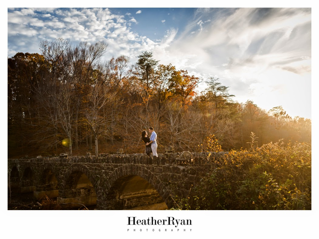 Foxhill Park Bowie MD Engagement Photography