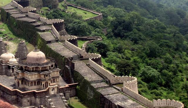 Kumbalgarh Fort, Rajasthan