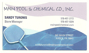 MAIN POOL & CHEMICAL CO,INC.