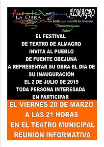 Fuenteovejuna en Almagro