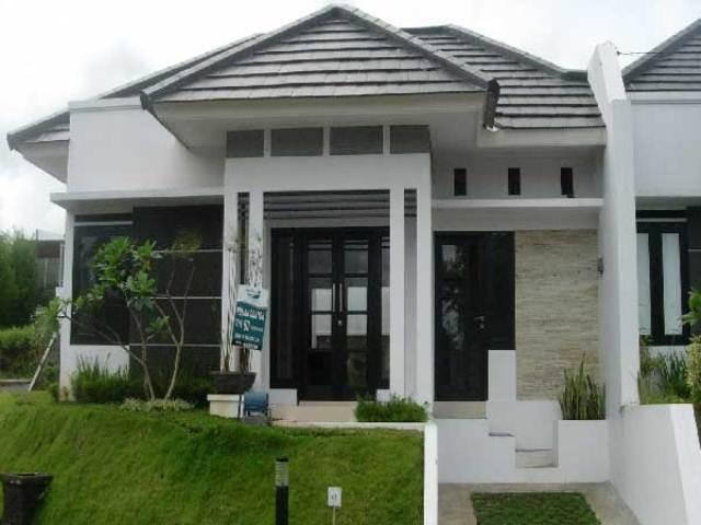 desain rumah minimalis type 60 menarik