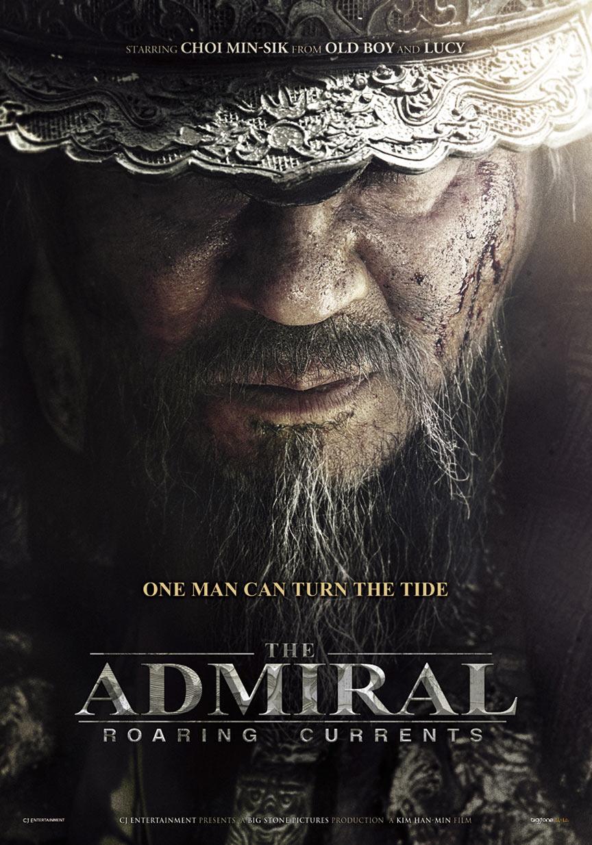O Almirante Correntes Furiosas