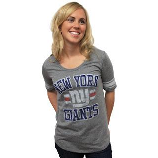 apparel New York Giants woman fashion