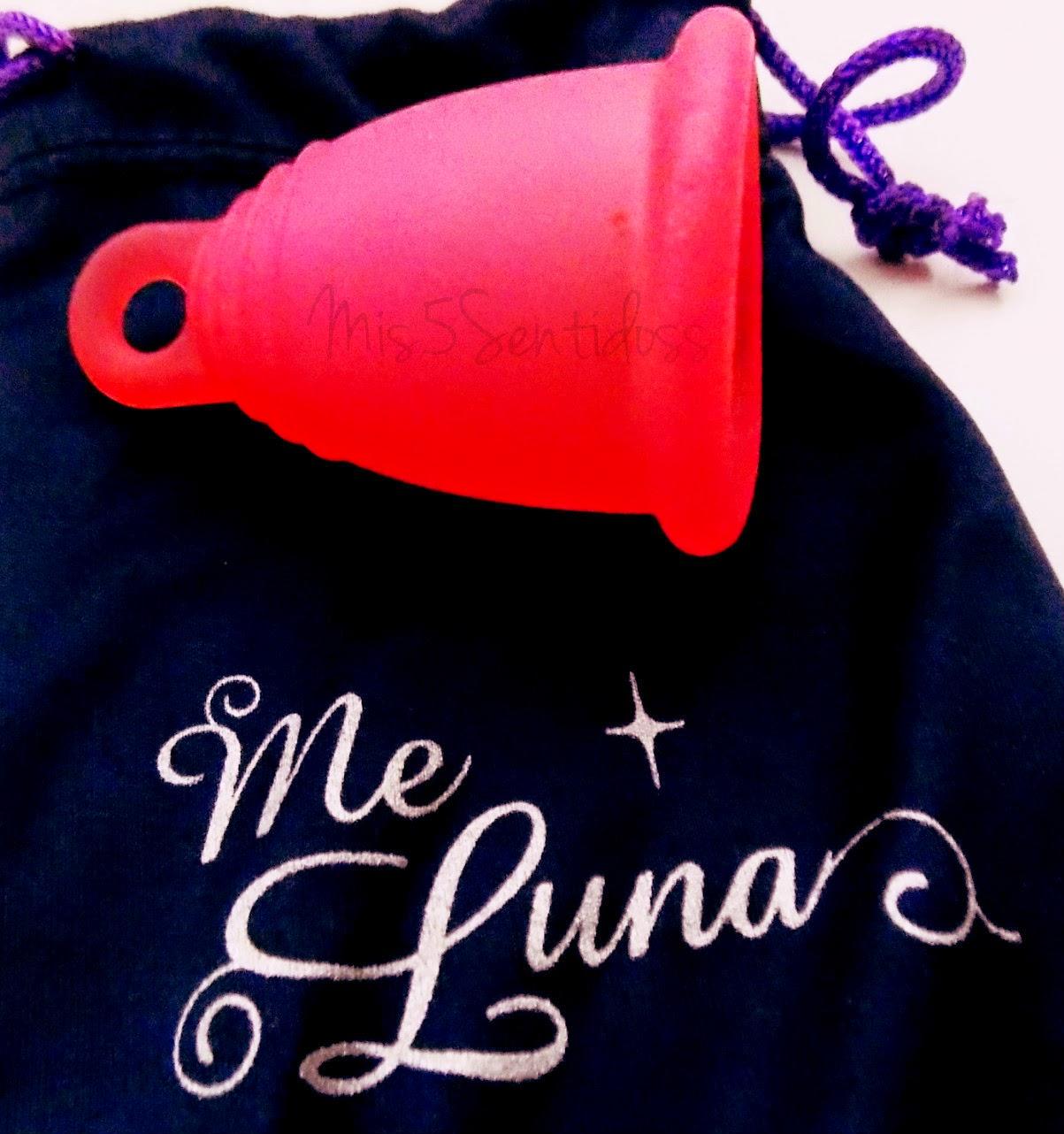 Copa Menstrual Meluna, Mi experiencia