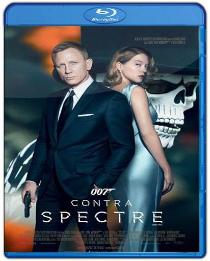 Download 007 Contra Spectre x264 Dual Áudio BDRip Torrent