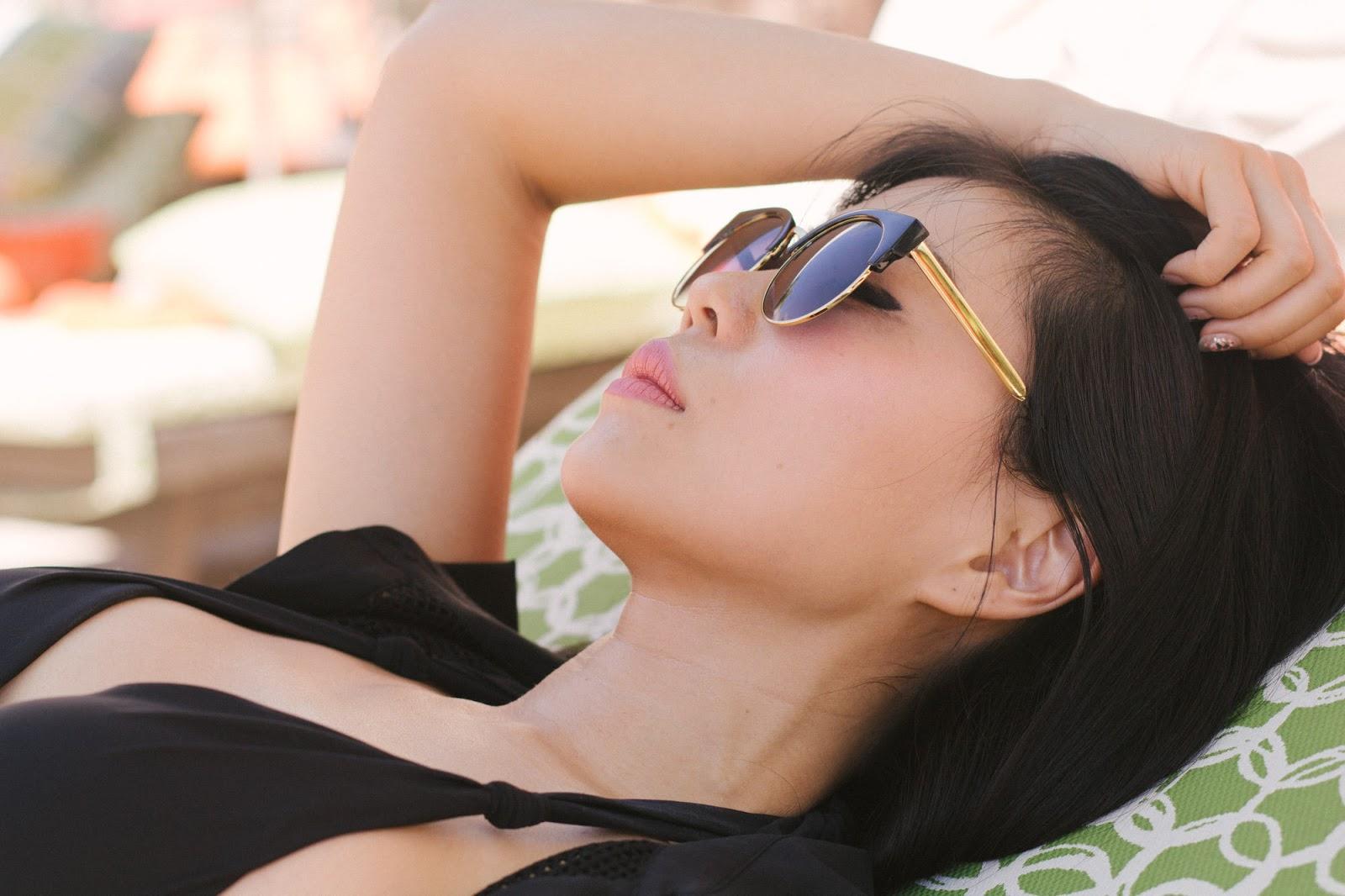 sole society sunglasses Jilly