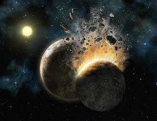 Venüs Neden Ters Döner?