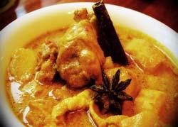 resep opor ayam kampung enak dan sederhana dengan bumbu kuning