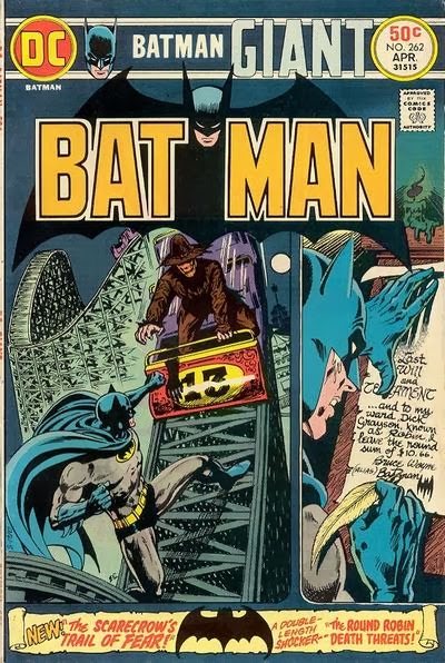 Batman #262, the Scarecrow