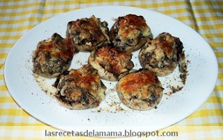 Las recetas de la mam receta de champi ones rellenos - Superchef cf100 ...