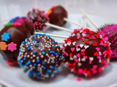 Cake Pops @ Cake Ball