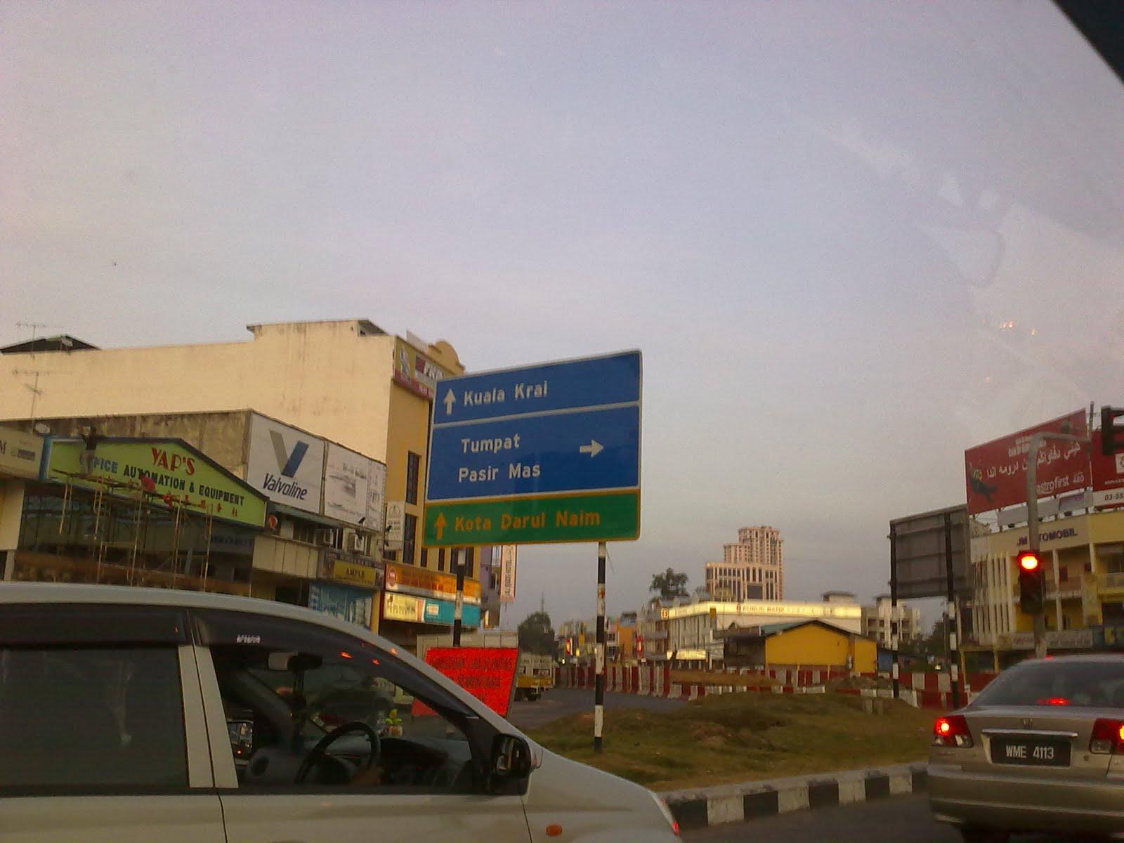 The abe 39 s journey abe wakaf che yeh kota bharu for J bathroom kota bharu