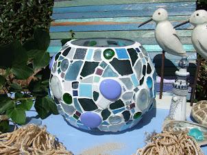 Mein Mosaik und Beton Deko Shop