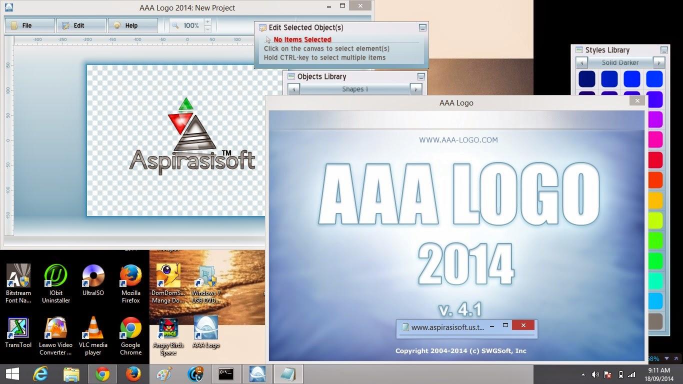 AAA Logo 4.11 Full Retail - RGhost