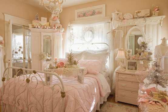 Genial Isnu0027t This One Of The Most Beautiful Pink Bedrooms You Have Ever Seen? I  Copied It From Someplace, (Pinterest?) And I Believe It Belongs To Artist  Cindy ...