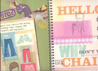 smash book idea 1970s