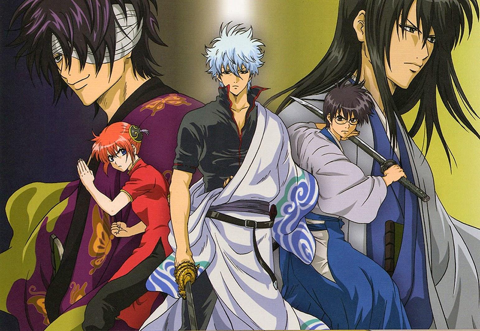 Wallpaper Gintama