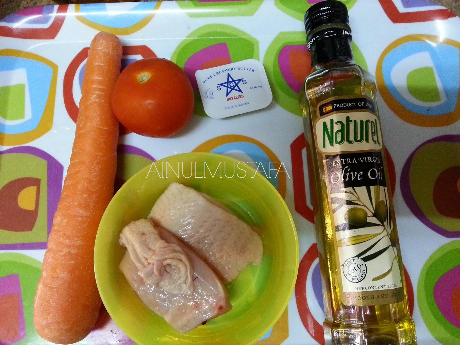 Resepi Sup Ayam Untuk Bayi 9 Bulan Yang Senang Dibuat Dan Sedap