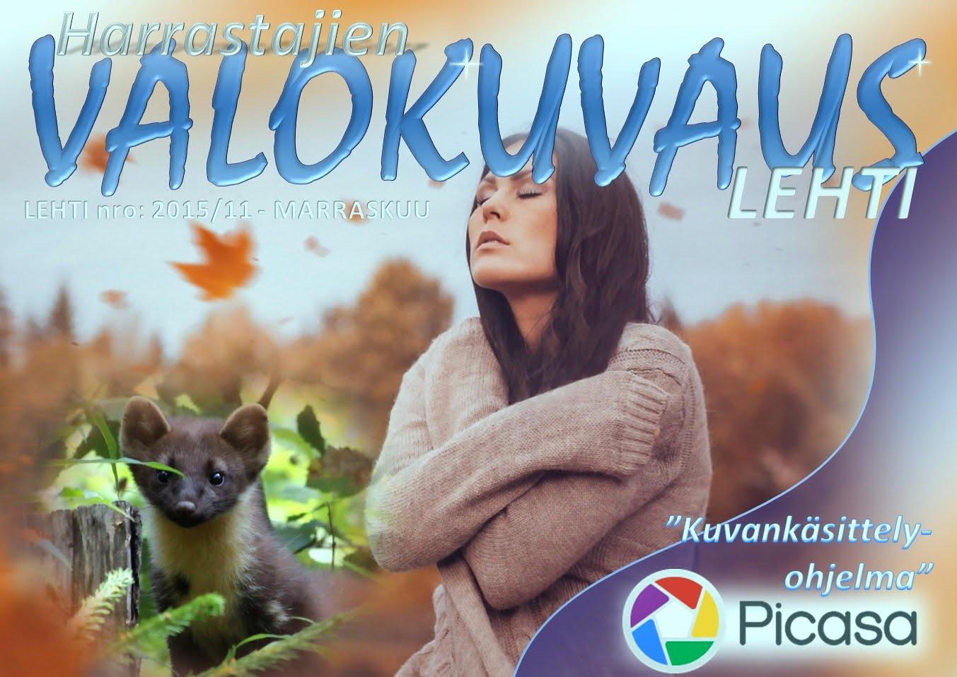 VALOKUVAUS-LEHTI 2015/11